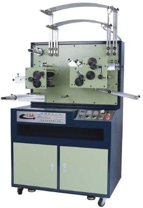 SK-2001R Flexographic High-Speed Label Printing Machine