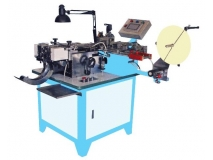 AD-4000 MULTI FUNCTION LABEL CUT AND FOLD MACHINE