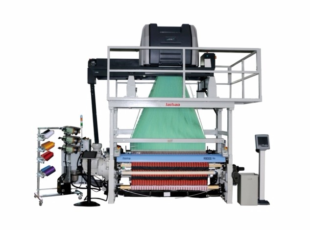 Label Weaving Machine:CWM-R8TDX1