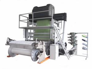 Laibao Double Warp Beam Weaving Machine R880